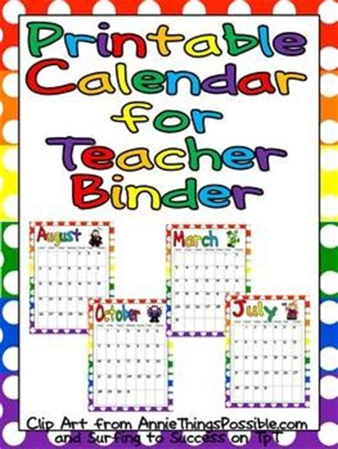 printable monthly classroom calendars 114 best images about early preschool morning board and