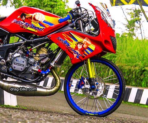 Rr Modif by Foto Modifikasi Motor Kawasaki Rr Modifikasi Yamah