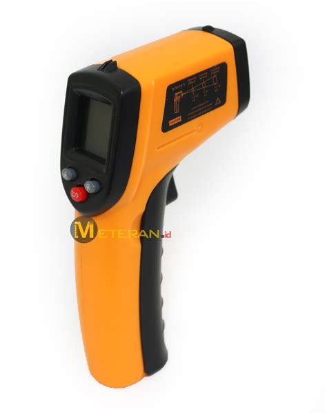 Infrared Thermometer Gm320 Termometer infrared thermometer gm320 meteran id