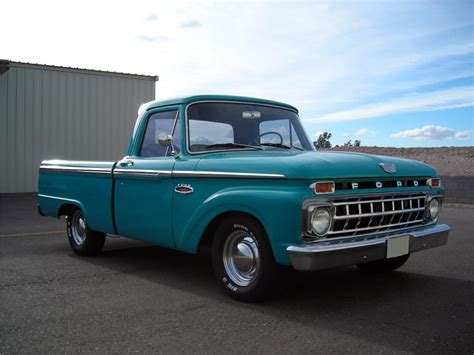 Color Schemes For Home Interior 1965 ford f 100 custom pickup 117173