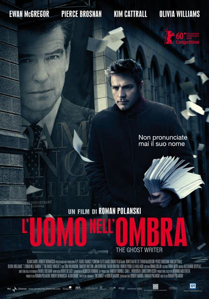 film ghost writer streaming l uomo nell ombra recensione del film di polanski