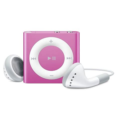Ipod Shuffle Now In Color by Apple Ipod Shuffle 2gb 4g Mp3 Player Newest Model Pink Ebay