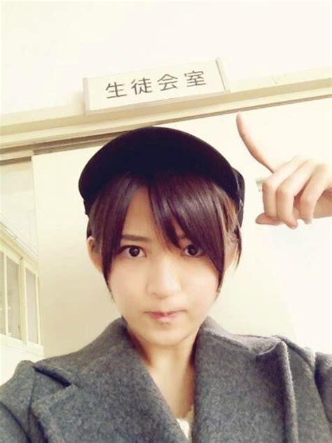 Suzuki Saki 鈴木咲のかわいい自撮り画像 その2 ショートカット美少女 グラビアまとめ 大和美人