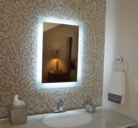bathroom mirror lighting ideas interior bathroom mirror with led lights outside