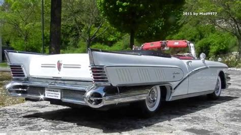 1958 buick special convertible for sale buick 1958 limited convertible