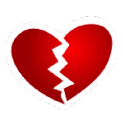 imagenes de corazones partidos mi corazon roto dice corazonrotodice twitter