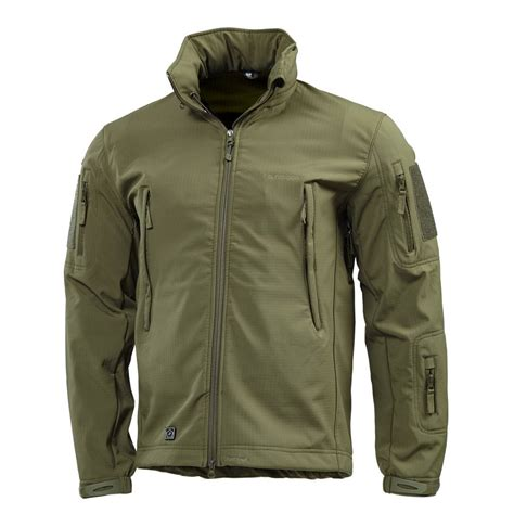 Swiss Army Pentagon pentagon artaxes sf softshell jacket level v olive