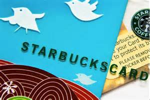 Starbucks Gift Card Donations - people loaded 4 billion on starbucks gift cards last year consumerist