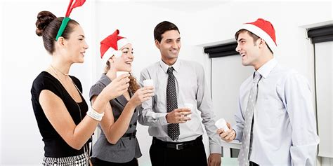 surviving the holiday office party askmen