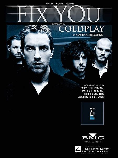 coldplay when you try your best what is the meaning fix you by coldplay quora