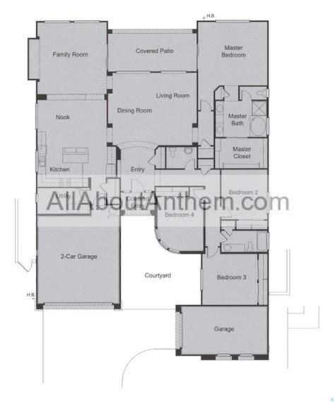 del webb anthem floor plans del webb house plans anthem az numberedtype