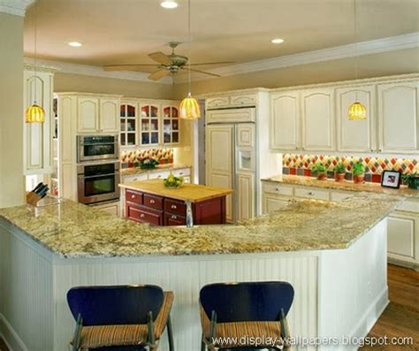 C Shaped Kitchen Designs Wallpapers C Shaped Kitchen Designs Photo Gallery