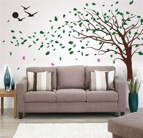 decoração sala de estar sofa preto adesivos de parede para sala de estar saiba como usar