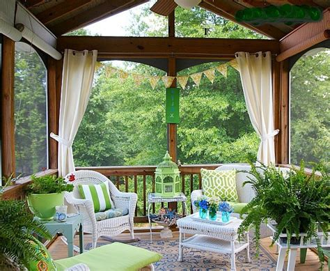 screened in porch decor screened in patio decorating ideas