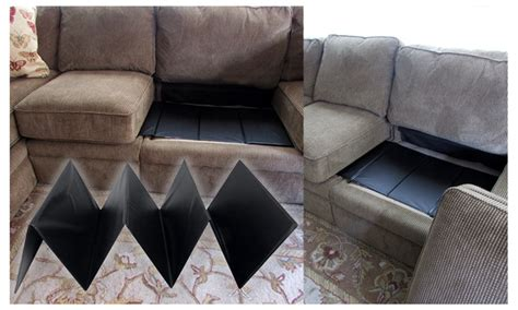 sagging sofa cushion support fix a sagging sofa just by
