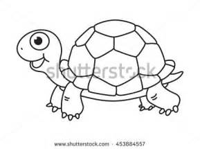 Turtle Outline Vector by Turtle Stock Images Royalty Free Images Vectors