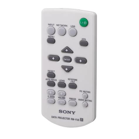 Remote Sony Projector compatible remote for sony projector rm pj2 rm pj6