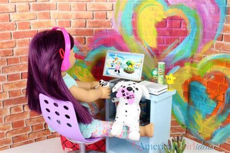 dollhouse xbox one diy american doll xbox one console american
