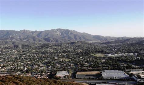 beautiful views of newbury park conejo valley and the