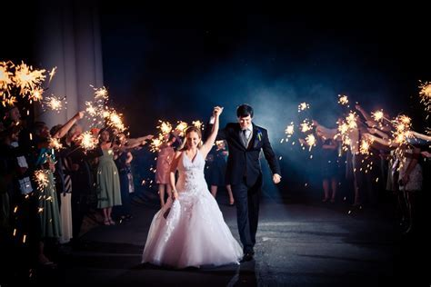 Choosing The Best Sparklers For Your Wedding   The