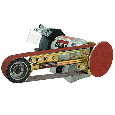 bench grinder and sander multitool 2x48 1 hp belt grinder bundle