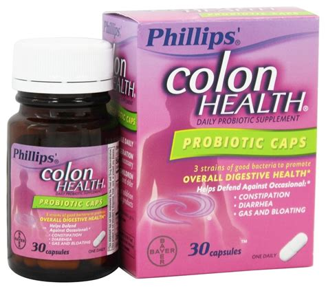 Supplement For Your Health And Nes V Buy Bayer Healthcare Phillips Colon Health Probiotic