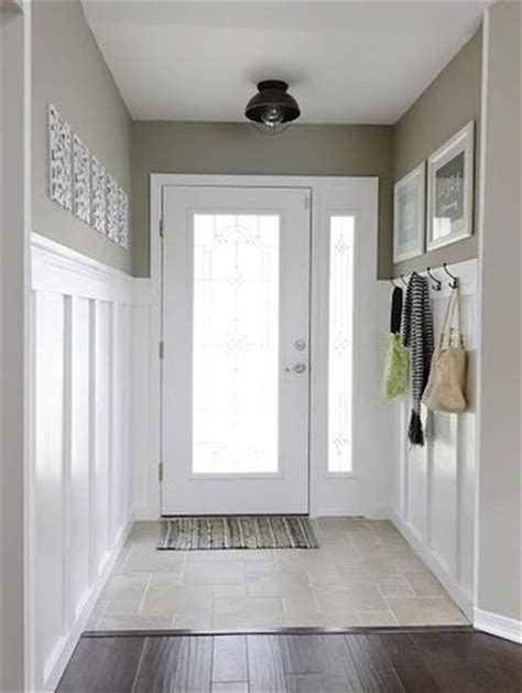 wainscoting foyer 17 design inspirations for mudrooms and entryways