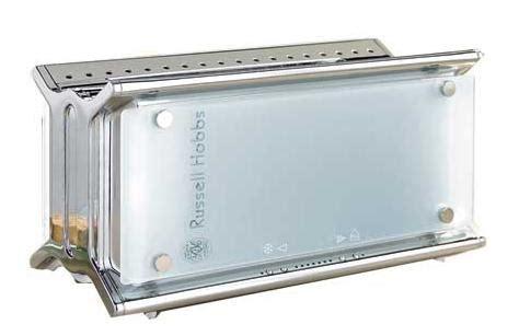 Toaster Mit Glasscheibe by Hobbs Glass Toaster
