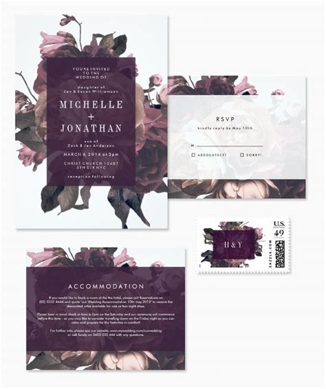 wedding invitations auckland gorgeous modern vintage floral wedding invitations from phros on wedding invitations auckland