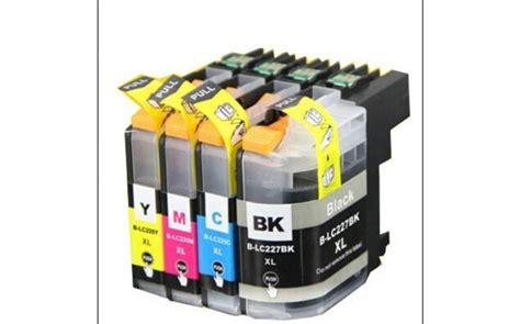 resetter brother lc 223 compatible multipack 4 colour brother lc 223bk c m y