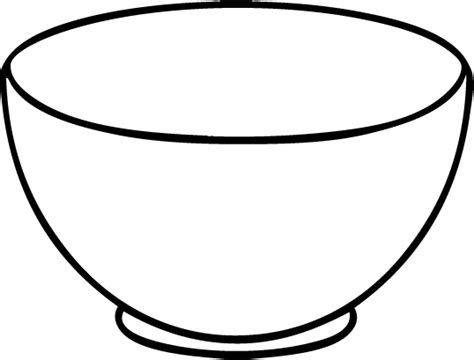 Bowl Clip Free by Bowl Clipart