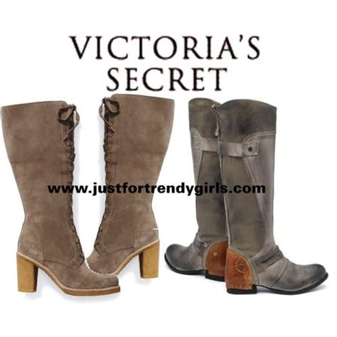 victorias secret boots victoria s secret boots just for trendy just for