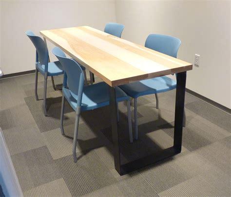 rustic metal table legs rustic table legs square metal industrial frames custom
