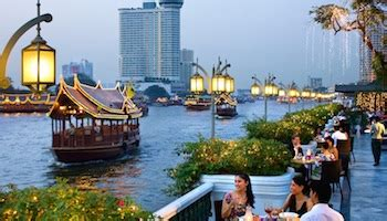 top tourist attractions  thailand   map