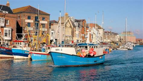 weymouth harbour boat trips weymouth harbour england address point of interest