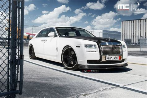 roll royce vorsteiner rolls royce ghost by mc customstuningcult