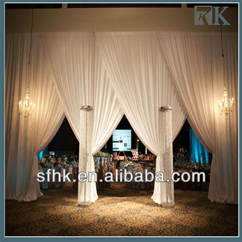 wall curtains for weddings sheer stage curtains drape panels treatment buy stage