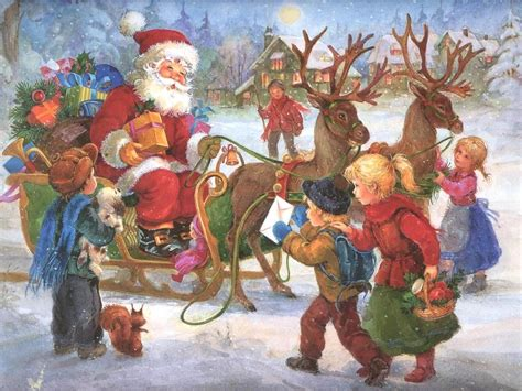 which country does christmas come from santa claus xmaspin