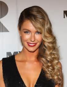 hair longer on one side most popular prom hairstyles for long hair gallery of