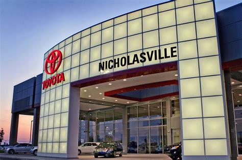 Toyota On Nicholasville Toyota On Nicholasville Murphy Architects 859