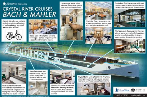 crystal reveals details of four new river ships cruise the cruise web highlights crystal s luxurious new river