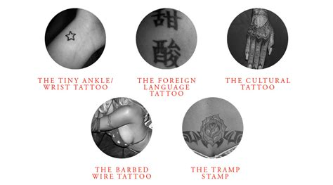 what your tattoo says about you what your says about you the denizen