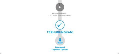 Logitech M337 Biru Bluetooth Mouse panduan pengaturan logitech m337 bluetooth mouse