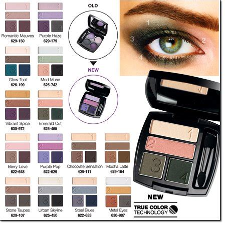 Harga Lt Pro Glow And Glam avon true color technology eyeshadow mod muse buy