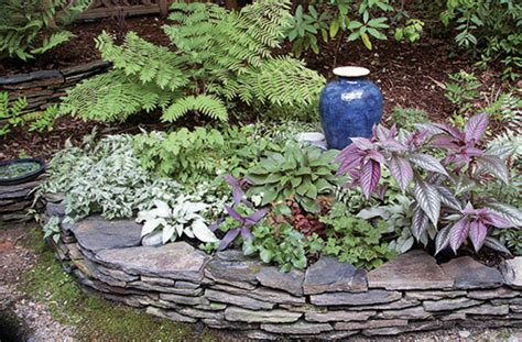 rock garden edging unique edging and borders to beautify your garden