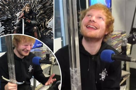 ed sheeran game of throne ed sheeran to star in game of thrones daily star