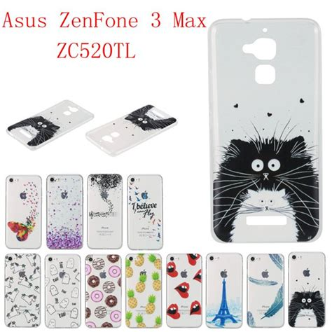 Silicon Zenfone 3 Max 5 2 Softcase Ume Ultra Fit Air Black high quality thin hollow tpu for asus zenfone 3 max zc520tl colorfull soft tpu silicone