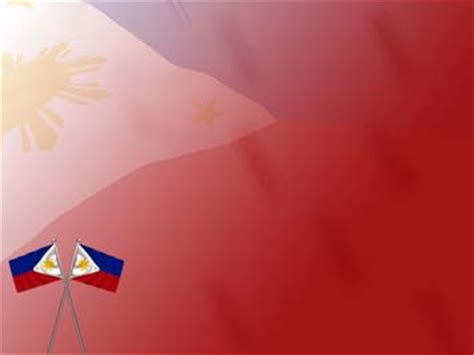 Powerpoint Themes Free Download Philippines | philippines flag 02 powerpoint templates