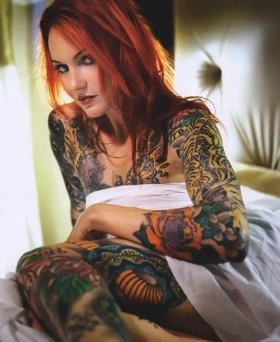 tattoo complete body pangkah blogs inspiration full body tattoo sexy girl art