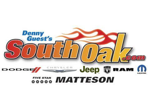 South Oak Dodge Chrysler Jeep South Oak Dodge Chrysler Jeep Ram 171 Cbs Chicago